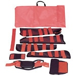 Grafco Adult Fracture Kit, Red- 1 ea