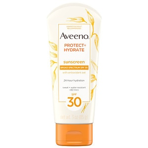 Aveeno Active Naturals Protect + Hydrate SPF 30 Lotion, 3 oz