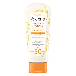 Aveeno Active Naturals Protect + Hydrate SPF 50 Lotion