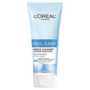 L'Oreal Paris Ideal Clean Foaming Gel Cleanser- 6.8 fl oz