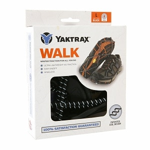 Yaktrax Walk, Ice Traction Device, Large (W: 13-15 / M: 11.5-13.5)- 1 pair