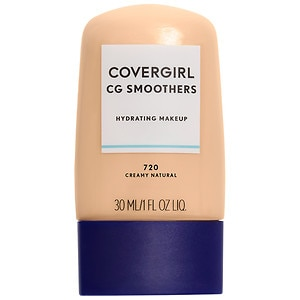 CoverGirl Smoothers All Day Hydrating Make-Up, Creamy Natural