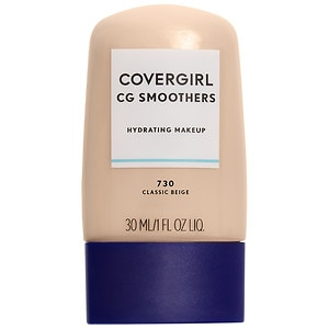 CoverGirl Smoothers All Day Hydrating Make-Up, Classic Beige