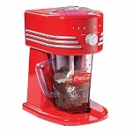 Nostalgia Electrics FBS400COKE Coca-Cola Series Frozen Beverage