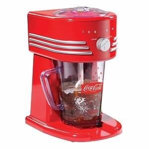 Nostalgia Electrics FBS400COKE Coca-Cola Series Frozen Bever