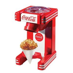 Nostalgia Electrics RSM702COKE Coca-Cola Series Single Snow Cone Maker- 1 ea