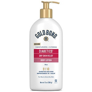 Gold Bond Diabetic Skin Relief Lotion