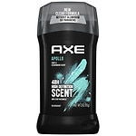 AXE Fresh 24 Hour Deodorant Stick, Apollo- 3 oz