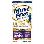Schiff Move Free Ultra Omega, Softgels