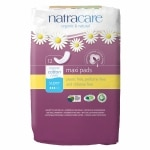 Natracare Natural Pads, Super- 12 ea