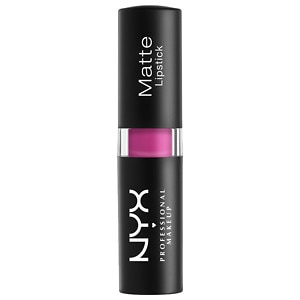 NYX Matte Lipstick, Shocking Pink