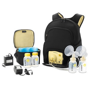 Medela Pump in Style Advanced Back Pack Solution Set, 1 ea