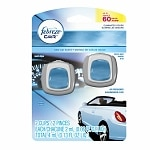 Febreze Car Vent Clips Air Freshener, New Car- .06 oz
