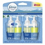 Febreze NOTICEables Air Freshener Refills, Twin Pack, Alaskan Springtime