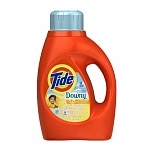 Tide with Touch of Downy HE Liquid Laundry Detergent, Sun Blossom