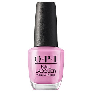 OPI Classics Collection Nail Lacquer, Lucky Lucky Lavender- .5 fl oz