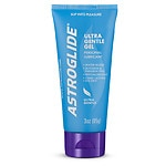 Astroglide Sensitive Skin Ultra Gentle Gel Personal Lubricant, Sensitive
