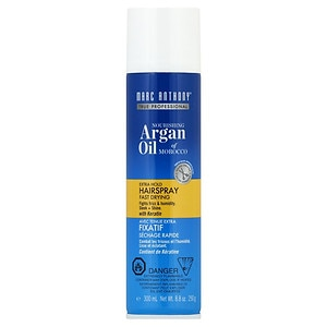 Marc Anthony True Professional Oil of Morocco Argan Oil Hairspray- 9 fl. oz