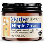 Motherlove Nipple Cream- 1 fl oz