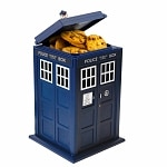 Doctor Who TARDIS Talking Cookie Jar Ages 13+- 1 ea