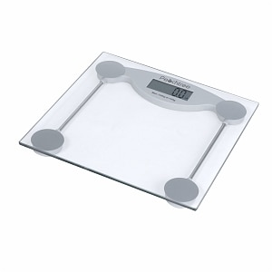 Peachtree Digital Glass Top Bathroom Scale