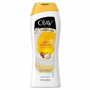 Olay, Olay body wash, Olay shower gel, Olay Ultra Moisture Body Wash with Shea Butter, body wash, shower gel