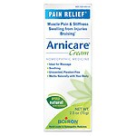 Boiron Arnicare Arnica Cream Homeopathic Medicine