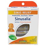 Boiron Sinusalia Sinus Relief Pellets Homeopathic Medicine