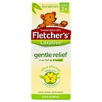 Fletcher's Laxative For Kids Liquid Herbal Supplement, Classic Root Beer Taste