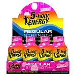 5 Hour Energy Shot, Pink Lemonade