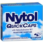 Nytol QuickCaps, Caplets