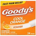 Goody's Headache Powders, Orange