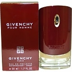 Givenchy Pour Homme Eau de Toilette Spray- 1.7 oz