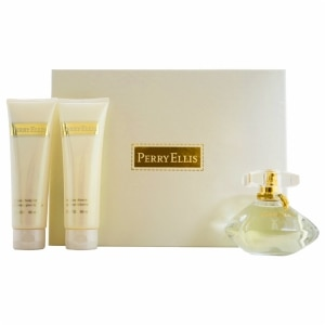 Perry Ellis Gift Set for Women, 3 Piece