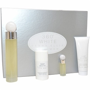Perry Ellis 360 White Gift Set