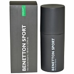 Benetton Sport Eau De Toilette Spray- 3.3 oz