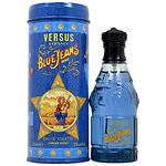 Gianni Versace Blue Jeans Eau de Toilette Spray- 2.5 fl oz