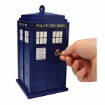 Doctor Who TARDIS Safe Ages 8+- 1 ea