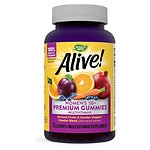 Nature's Way Alive! Women's 50+ Gummy Multivitamin