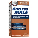New Vitality Ageless Male, Support Testosterone, Tablets- 60 ea