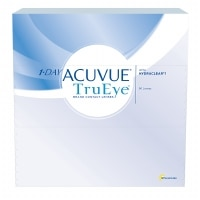 1-Day Acuvue TruEye NAR A 90pk Contact Lens- 90 ea