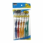 Dr. Collins Prepasted Toothbrushes- 6 ea