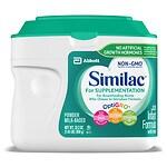 Similac For Supplementation Infant Formula with Iron, Powder