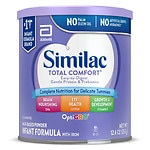Similac Total Comfort Infant Formula with Iron, Powder- 12 oz