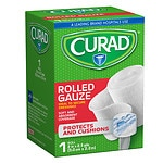 Curad Pro-Sorb Rolled Gauze Sterile Roll, White, 2 in x 2.5 yds (50 mm x 2.2 m)- 1 ea