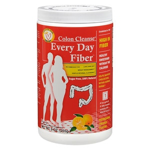 Health Plus Colon Cleanse Every Day Fiber, Orange, 9 oz Health Fitness Skin Care Beauty Supply Deals