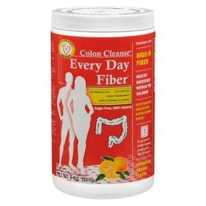 Health Plus Colon Cleanse Every Day Fiber, Orange- 9 oz