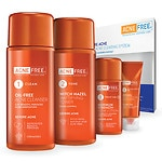 AcneFree 24 Hour Severe Acne Clearing System- 1 set