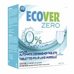 Ecover Natural Automatic Dishwashing Tablets Zero- 25 ea