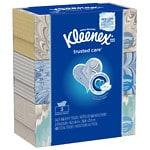 Kleenex Facial Tissue Bundle 3 pack- 480 ea